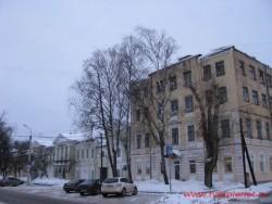 Место где находилась гостиница Гальяни, фото 2011 года