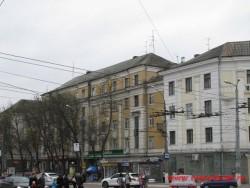 Дом, где Борис Полевой жил в 1939-1941 годах. Фото - 2011 год
