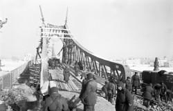 Волжский мост через Волгу