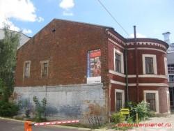 Здание Надворного флигеля Городской усадьбы. Фото 2010 года