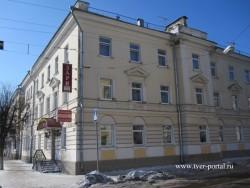 Гостиница Заря снесена в 2011
