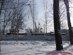 Пожарная площадь. Городская усадьба. Фотография 2011 года.