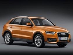 В России стартовали продажи кроссовера Audi Q3 c 1,4-литровым двигателем