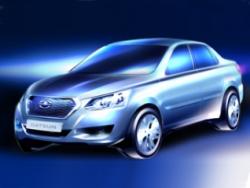Первую модель Datsun для России представят 4 апреля