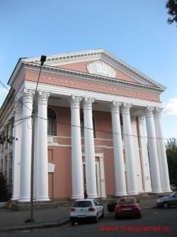 Архитектурная симфония Твери