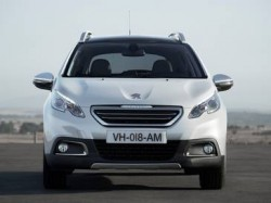 Продажи кроссовера Peugeot 2008 стартуют в России в феврале
