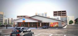 Компания Tengelmann Group планирует открыть гипермаркет сети Plus в Твери в следующем году