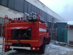 В Твери пожар в торговом центре «Славянка» потушен
