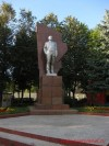 Памятник Ленину у ТГТУ