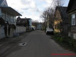 Улица Академика Каргина