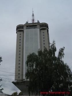 Гостиница Тверская