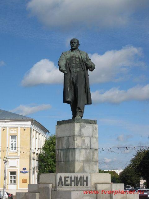 Памятники в твери и их история памятники в ярославль недорогие гостиницы