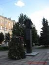 Памятник Пушкину на Театральной площади