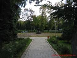 Сквер памяти жертв репрессий
