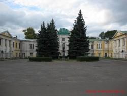 Город Тверь. Путевой Дворец