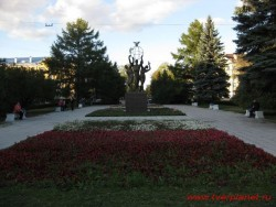 Памятник Дружба народов