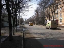 Улица Бебеля