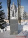 Памятник Ленину на территории ОАО ТВЗ