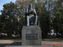 Памятник Салтыкову Щедрину