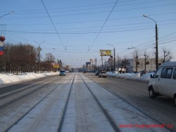 В Твери на проспекте Калинина установили камеру видеофиксации