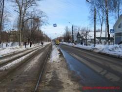 Улица Спартака