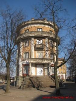 Дом ворошиловских стрелков