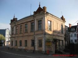 Жилой дом, Тверская площадь, д.1