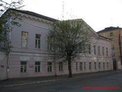 Жилой дом, Тверская площадь, д.3