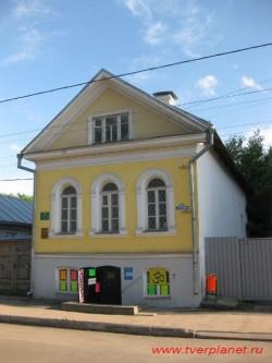 Усадьба А.П. Тюльпиной