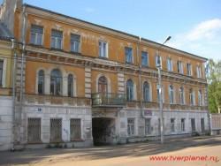 Улица Крылова, дом 5