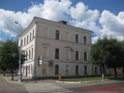 Почтовый дом