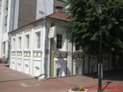 Дом Наумовых