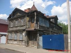 Жилой дом. Улица Симеоновская, 71