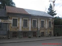 Дом. Улица Чернышевского,6