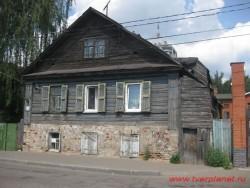 Дом. Улица Чернышевского,29