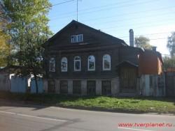 Дом Сазонова