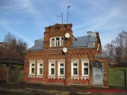 Жилой дом (ул. Ефимова, 31)