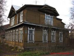 Дом Беляковых