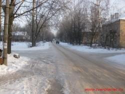 Улица Томского