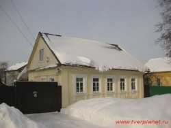 Дом (Тверь, улица Старобежецкая, д.23а)