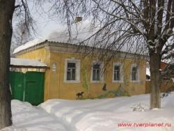 Дом (Тверь, улица Старобежецкая, д.25)