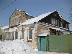 Дом Разумихиной