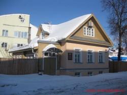Дом Садовниковых