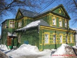 Дом (Тверь,улица Жигарева,д.25)
