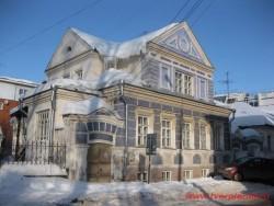 Дом Бутягиной
