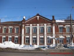 Здание (Тверь, набережная Афанасия Никитина, 150)