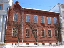 Школа Максимовича. Учебный корпус
