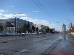 Улица Вагжанова
