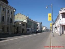 Улица Советская в Твери