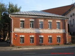 Дом причта церкви Жен Мироносиц